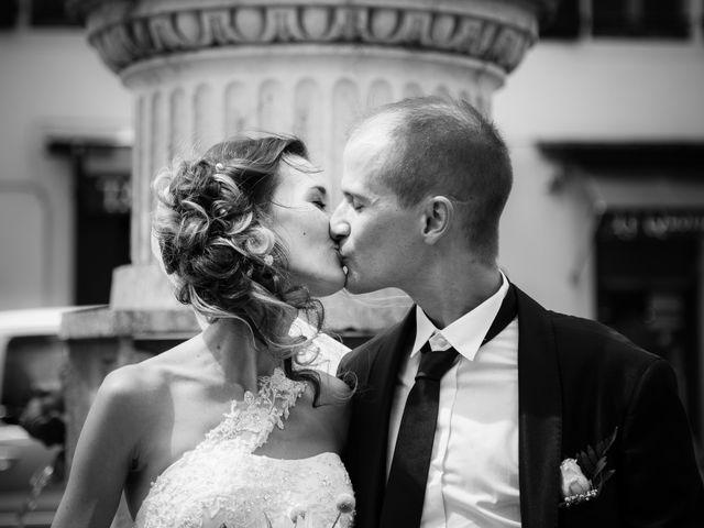 Le mariage de Olivier et Isabelle à Gap, Hautes-Alpes 8