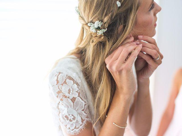 Le mariage de Julien et Arianne à Aimargues, Gard 5