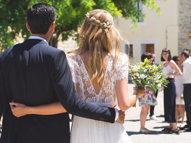 Le mariage de Julien et Arianne à Aimargues, Gard 8