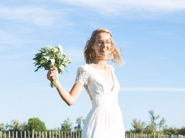 Le mariage de Julien et Arianne à Aimargues, Gard 12