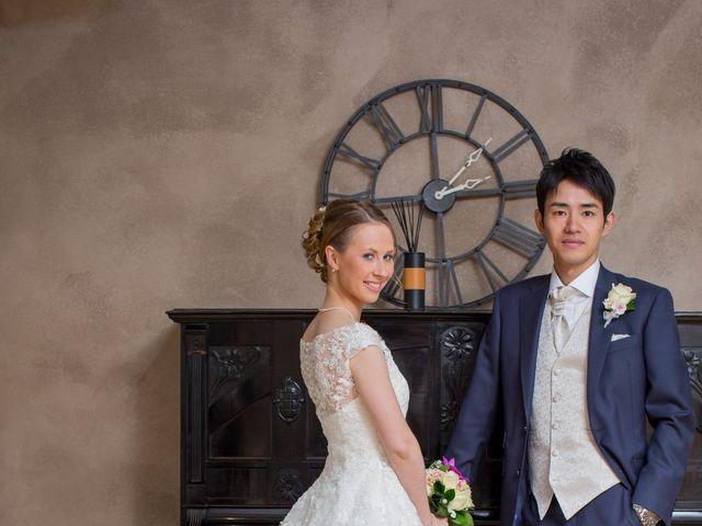 Le mariage de Florence et Takanori
