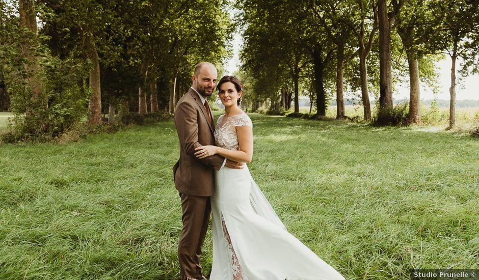 Le mariage de Jean-Charles et Mélanie à Rosny-sur-Seine, Yvelines