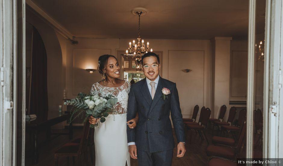 Le mariage de Richard et Elodie à Ferrières-en-Brie, Seine-et-Marne