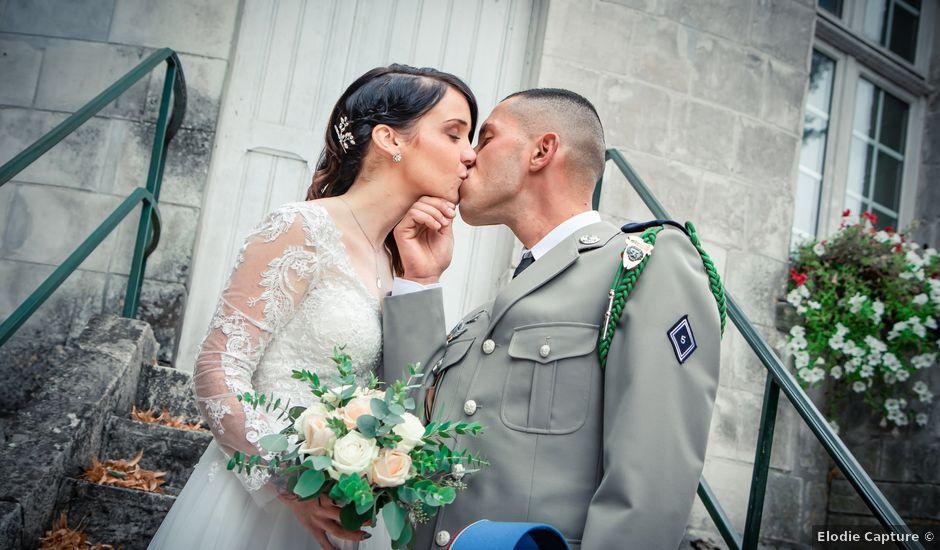 Le mariage de Quentin et Gwendoline à Arcis-sur-Aube, Aube