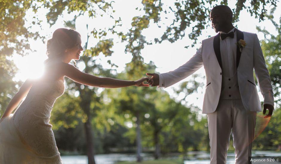 Le mariage de Abigaelle et Laurent à Montreuil-sur-Epte, Val-d'Oise