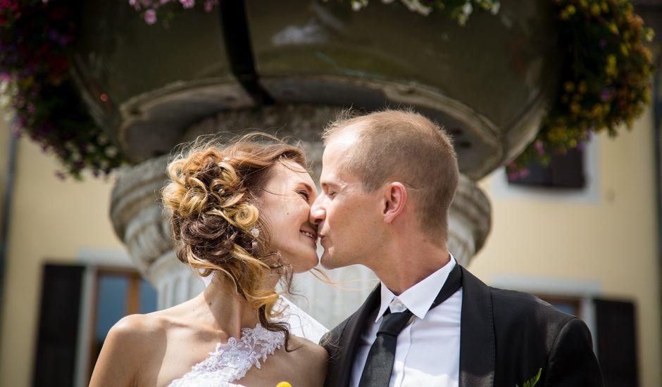 Le mariage de Olivier et Isabelle à Gap, Hautes-Alpes