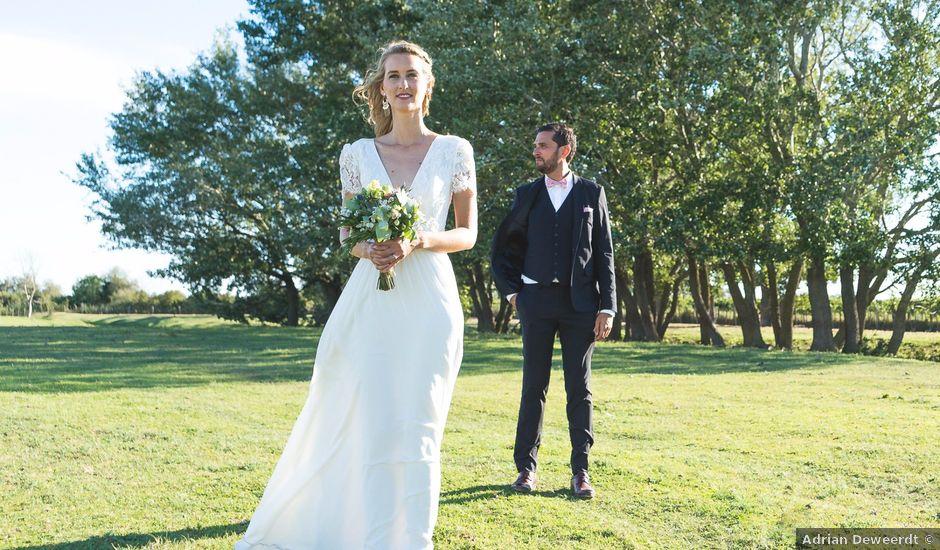 Le mariage de Julien et Arianne à Aimargues, Gard