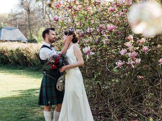 Le mariage de Daisy et Rory
