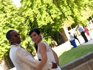 Le mariage de Anne et Eric