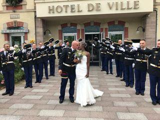 Le mariage de Emilie et Claude
