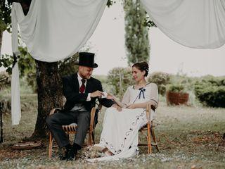 Le mariage de Mathilde et Harold