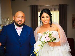Le mariage de Naoel et Hakim