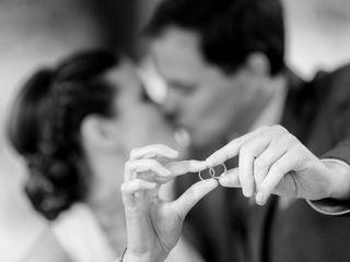 Le mariage de Fabrice et Violette 1