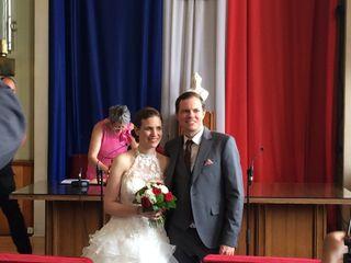 Le mariage de Fabrice et Violette