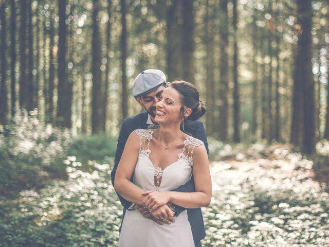 Le mariage de Mélina et Christophe