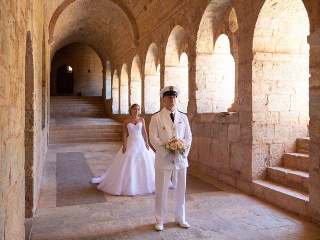 Le mariage de Jonathan et Marion à Pierrefeu-du-Var, Var 9