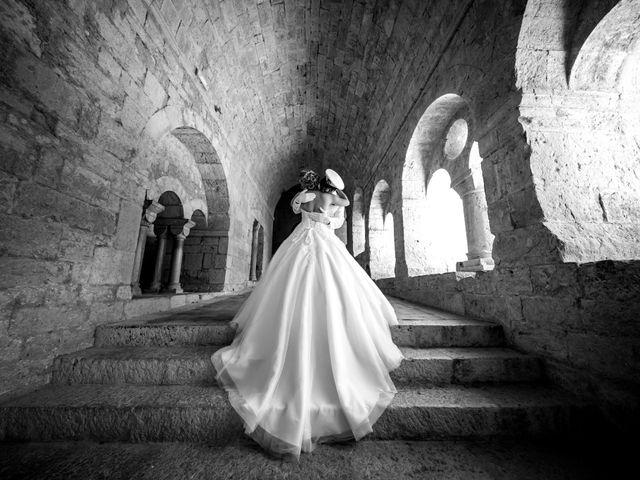 Le mariage de Jonathan et Marion à Pierrefeu-du-Var, Var 11