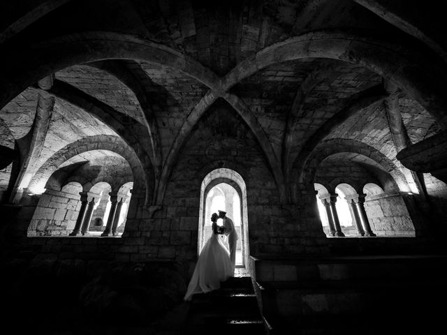 Le mariage de Jonathan et Marion à Pierrefeu-du-Var, Var 1