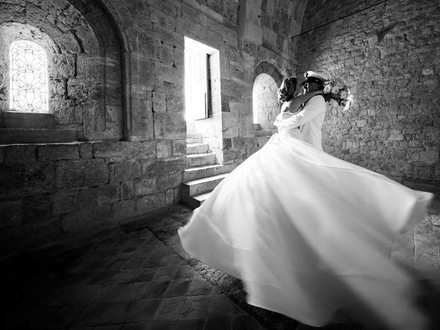 Le mariage de Jonathan et Marion à Pierrefeu-du-Var, Var 2