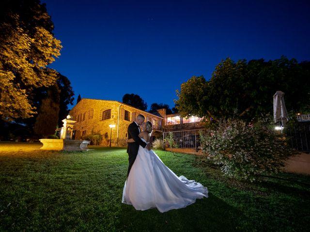 Le mariage de Jonathan et Marion à Pierrefeu-du-Var, Var 25