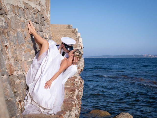 Le mariage de Jonathan et Marion à Pierrefeu-du-Var, Var 28