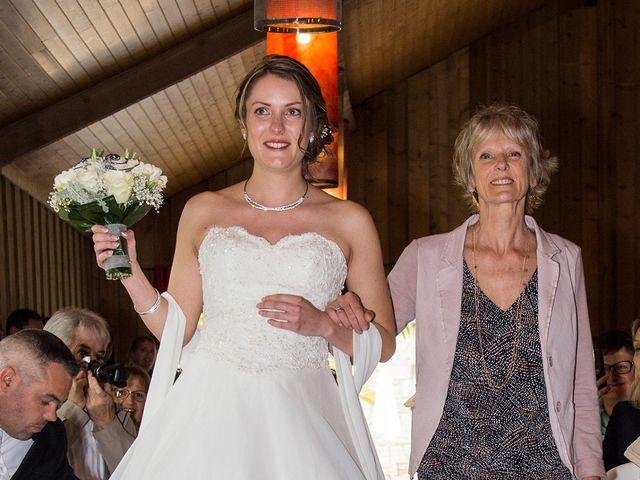 Le mariage de Mick et Manon à Brest, Finistère 8