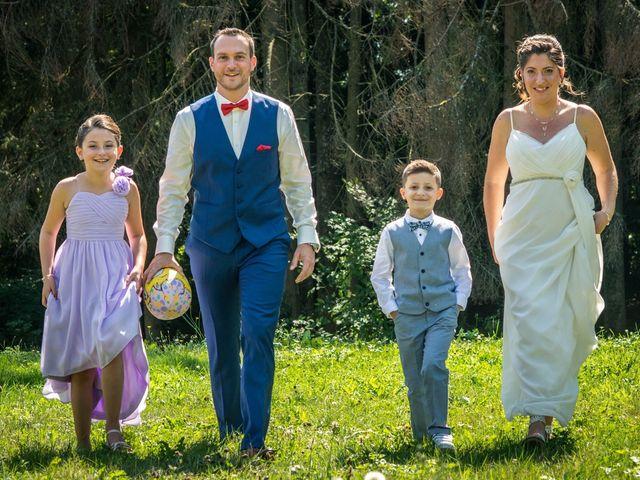 Le mariage de Stéphane et Jennifer à Terville, Moselle 3