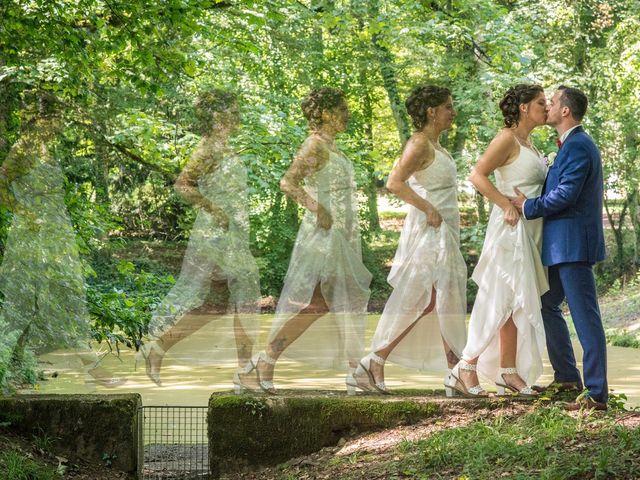 Le mariage de Stéphane et Jennifer à Terville, Moselle 9