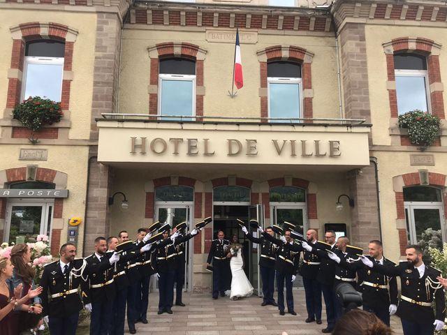 Le mariage de Claude et Emilie à Landaville, Vosges 6