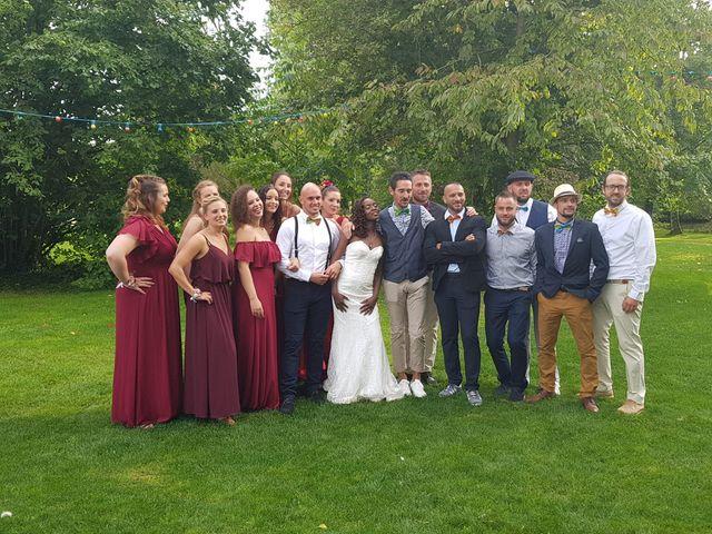 Le mariage de Claude et Emilie à Landaville, Vosges 10