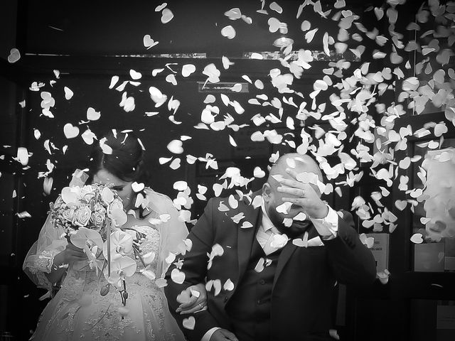 Le mariage de Hakim et Naoel à Grisy-les-Plâtres, Val-d'Oise 1