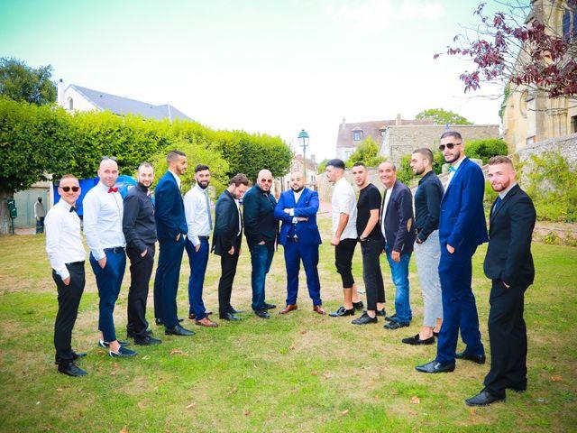Le mariage de Hakim et Naoel à Grisy-les-Plâtres, Val-d'Oise 8