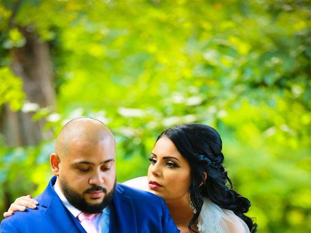 Le mariage de Hakim et Naoel à Grisy-les-Plâtres, Val-d'Oise 10