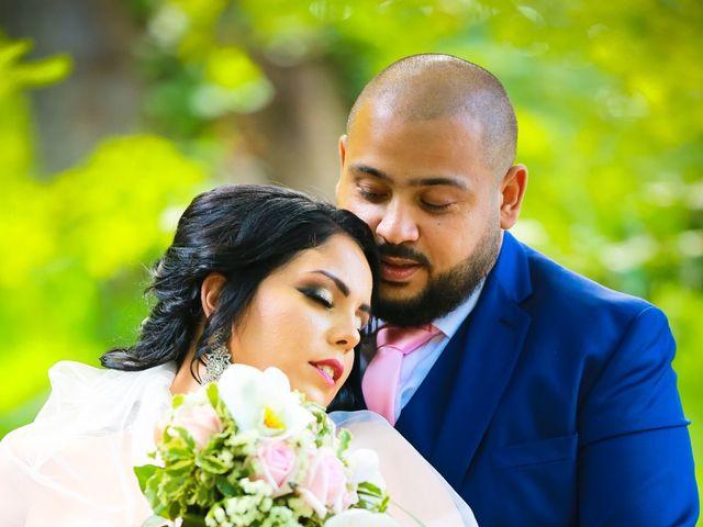 Le mariage de Hakim et Naoel à Grisy-les-Plâtres, Val-d'Oise 11
