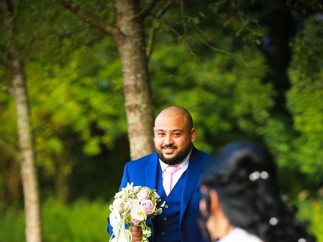 Le mariage de Hakim et Naoel à Grisy-les-Plâtres, Val-d'Oise 13