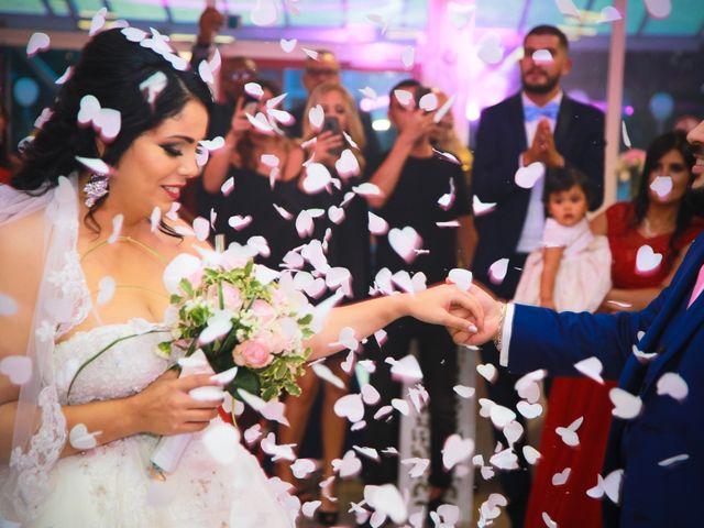 Le mariage de Hakim et Naoel à Grisy-les-Plâtres, Val-d'Oise 16