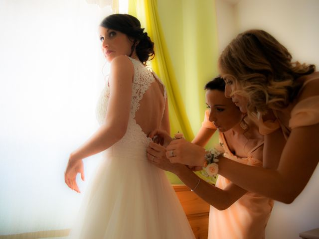 Le mariage de Fabien et Julia à Saint-Raphaël, Var 4