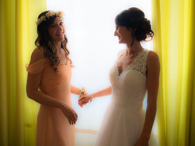 Le mariage de Fabien et Julia à Saint-Raphaël, Var 6