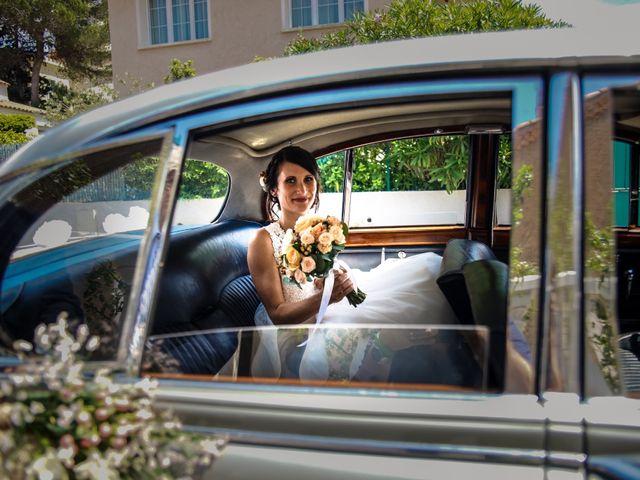 Le mariage de Fabien et Julia à Saint-Raphaël, Var 8