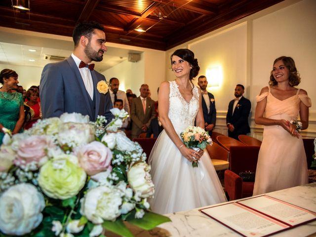 Le mariage de Fabien et Julia à Saint-Raphaël, Var 9