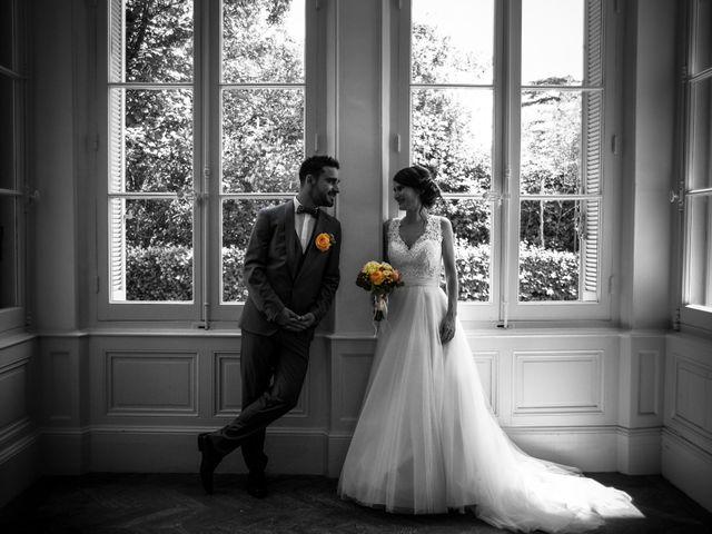Le mariage de Fabien et Julia à Saint-Raphaël, Var 10