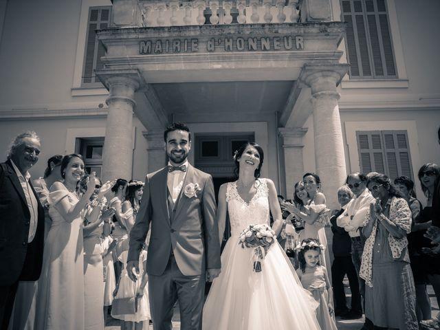 Le mariage de Fabien et Julia à Saint-Raphaël, Var 12