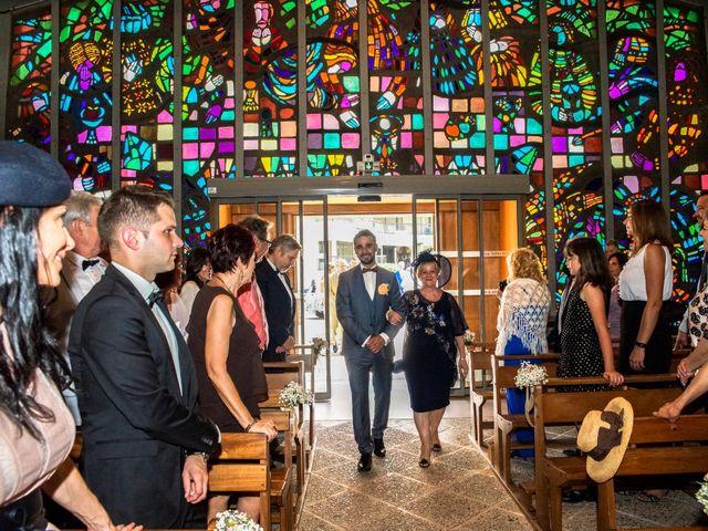 Le mariage de Fabien et Julia à Saint-Raphaël, Var 14