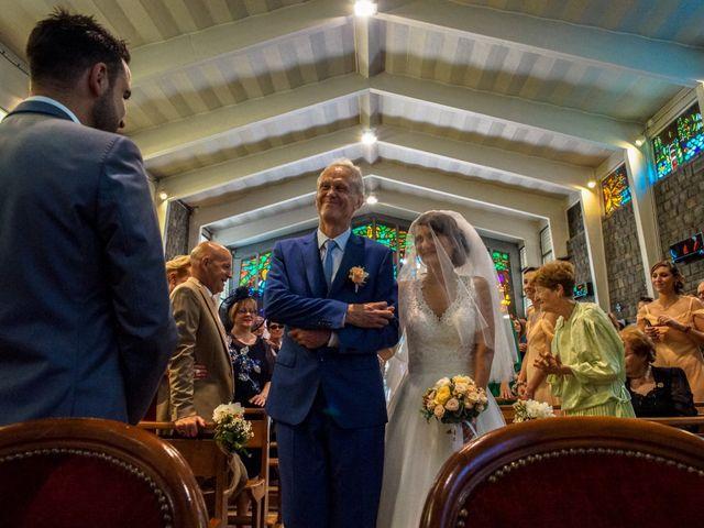 Le mariage de Fabien et Julia à Saint-Raphaël, Var 16