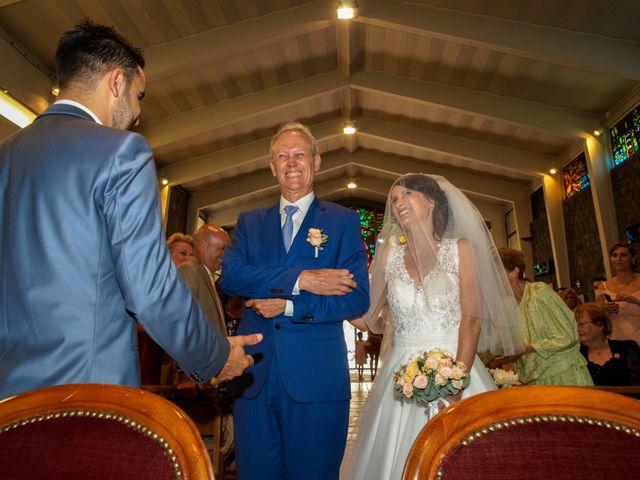 Le mariage de Fabien et Julia à Saint-Raphaël, Var 17