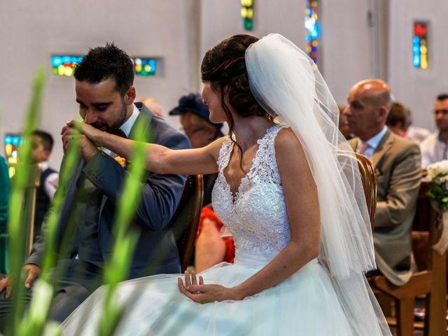 Le mariage de Fabien et Julia à Saint-Raphaël, Var 25