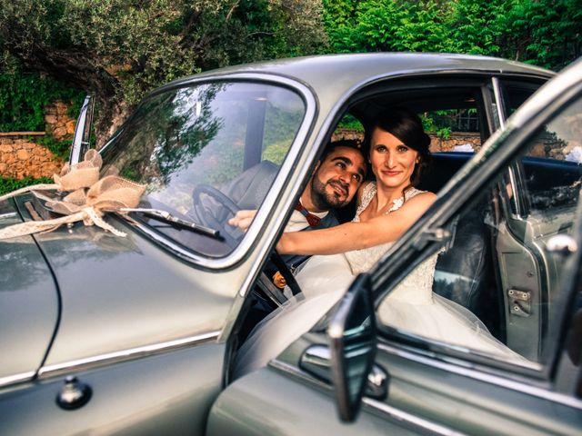Le mariage de Fabien et Julia à Saint-Raphaël, Var 41