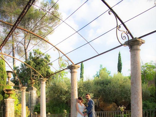 Le mariage de Fabien et Julia à Saint-Raphaël, Var 43
