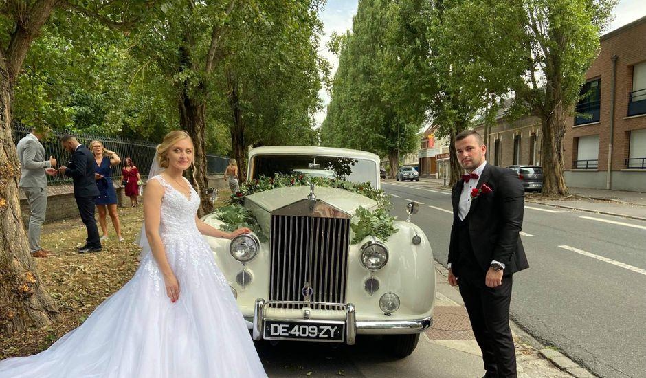 Le mariage de Jordan et Cindy à Amiens, Somme