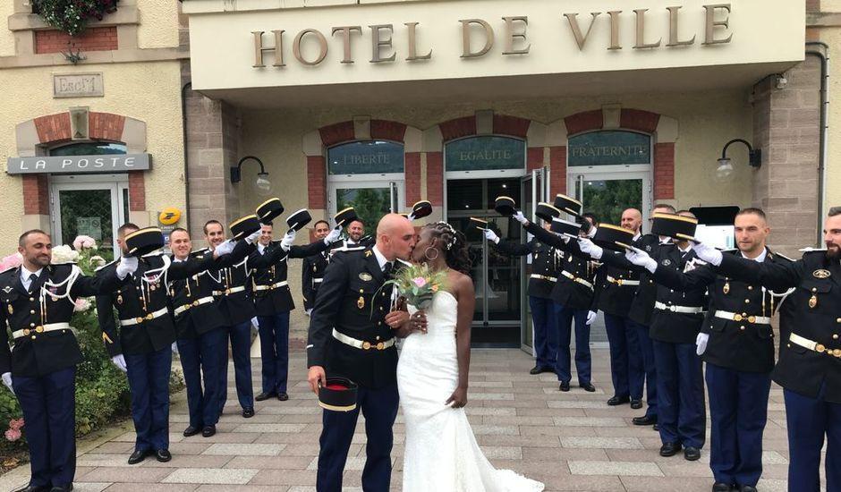 Le mariage de Claude et Emilie à Landaville, Vosges